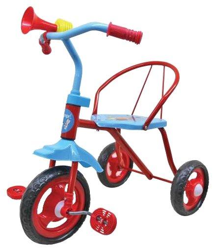 Трехколесный велосипед 1 TOY Т57648 Ну, погоди!