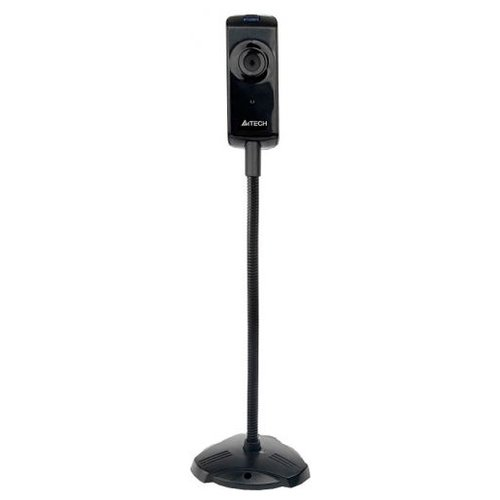 Веб-камера A4Tech PK-810G черный