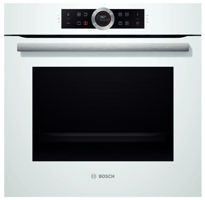 Bosch HBG6750W1 White