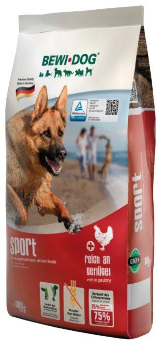 Корм для собак Bewi Dog Sport rich in Poultry для взрослых активных собак (0.8 кг)