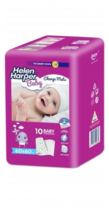 Одноразовые пеленки Helen Harper Baby 60x60