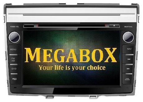 Megabox Mazda 8 CE6633