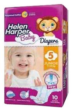 Helen Harper подгузники Baby 5 (11-25 кг) 10 шт.