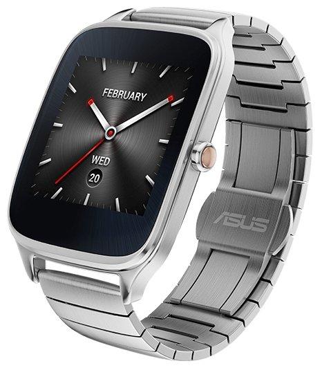 ASUS Часы ASUS ZenWatch 2 (WI501Q) metal