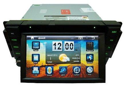 Автомагнитола Navipilot DROID Dodge RAM Сдвижной дисплей 2009-2012