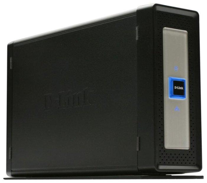Сетевой накопитель (NAS) D-link DNS-313