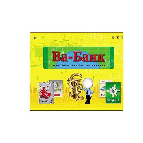 Купить Настольная игра Рыжий кот Ва-Банк ИН-1788, Настольные игры