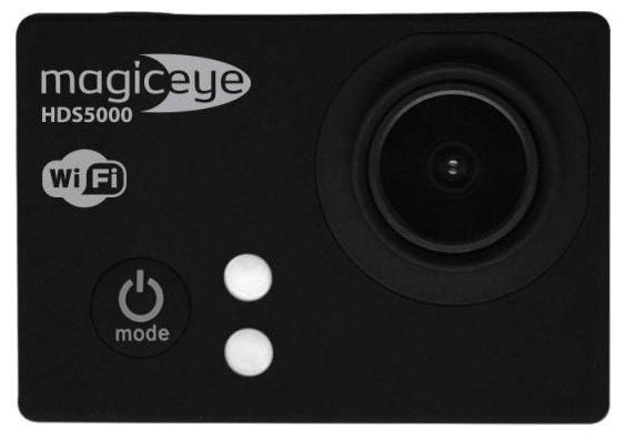 Gmini MagicEye HDS5000, Black экшн-камера