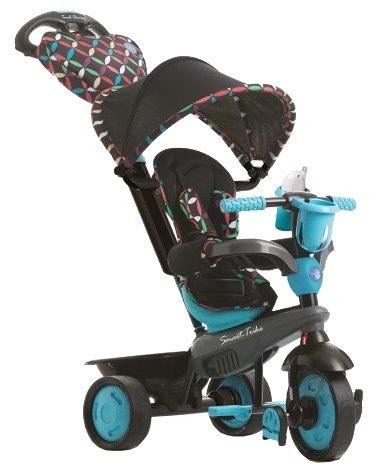 Трехколесный велосипед Smart Trike 1595100 Boutique Blue