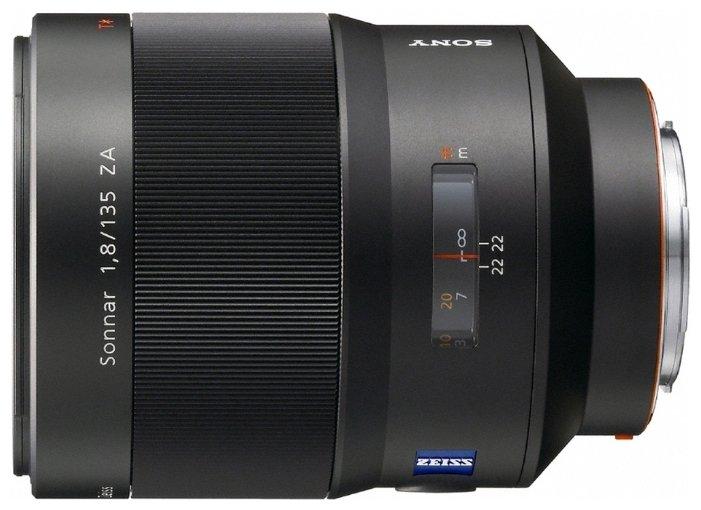 Объектив Sony Carl Zeiss Sonnar T*135mm f/1.8 ZA (SAL-135F18Z)