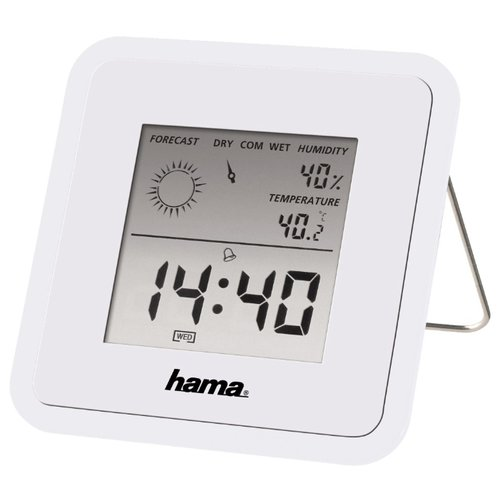 Метеостанция HAMA TH50 белый
