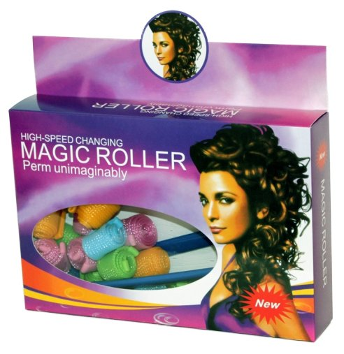 Гибкие бигуди Magic Roller 20 см и 30 см