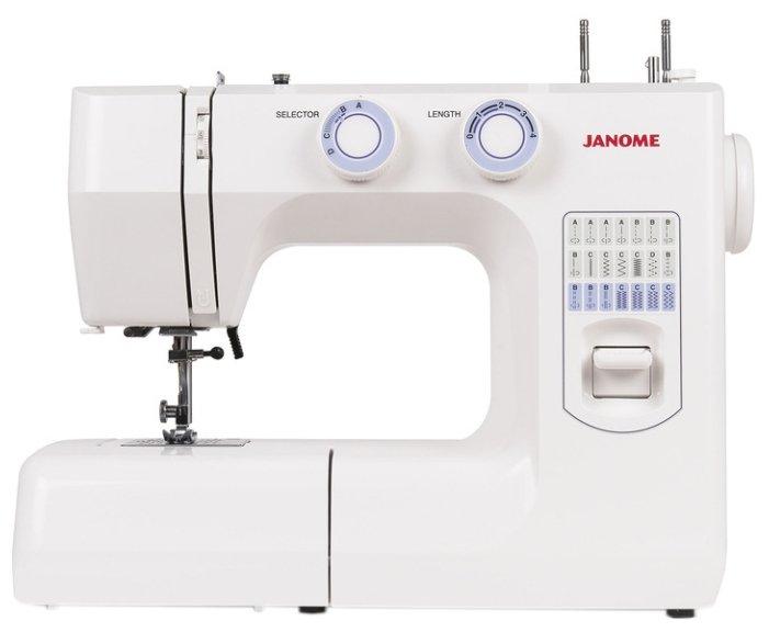 Janome 943-05S швейная машина
