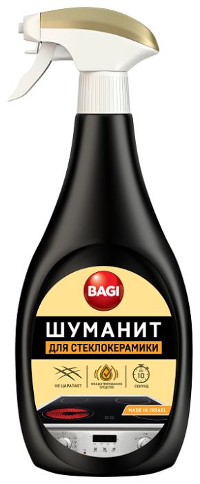 Специализированный концентрированный жироудалитель Шуманит для стеклокерамики Bagi