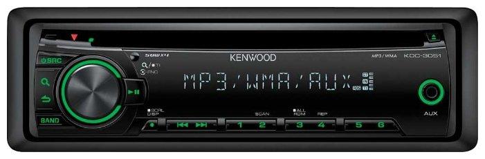 Автомагнитола KENWOOD KDC-3051