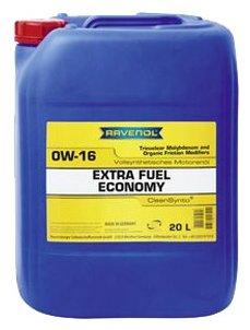Моторное масло Ravenol Extra Fuel Economy EFE SAE 0W-16 20 л