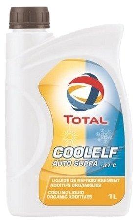 """Охлаждающая жидкость Total """"Coolelf Auto Supra -37"""", 5 л"""