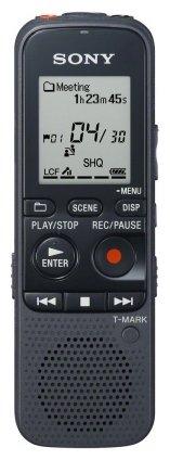 Sony ICD-PX333 (черный)