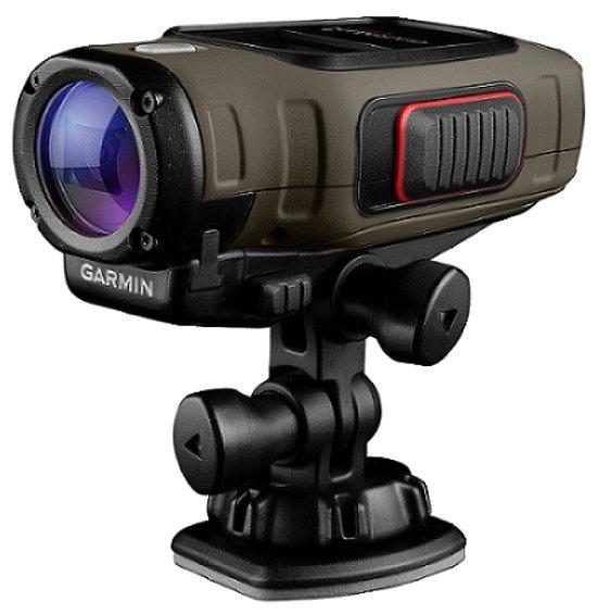 Garmin VIRB Elite Dark с GPS и дисплеем