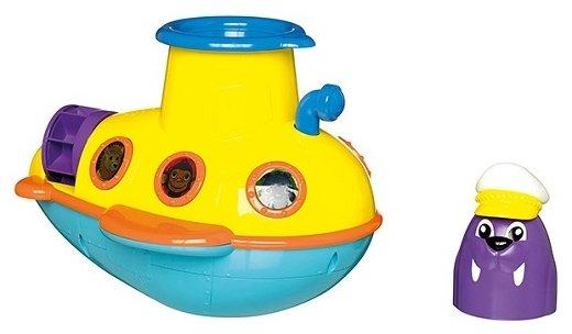 Игрушка для ванной Tomy Смотровая подводная лодка (E72222)
