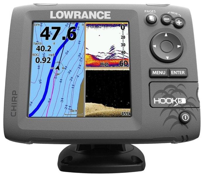 Lowrance HOOK-5 83/200