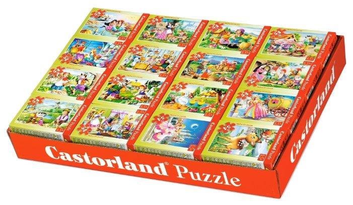 Пазл Castorland Puzzle 54-elementowe (Mini 54B) в ассортименте , элементов: 54 шт.