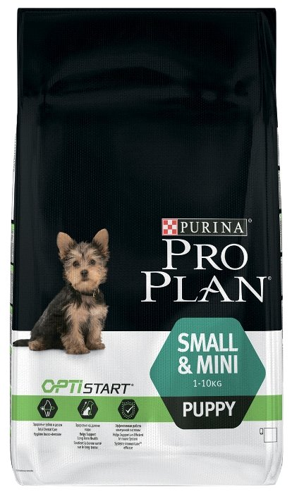 Purina Pro Plan (7 кг) Small & Mini Puppy сanine Chicken with Rice dry