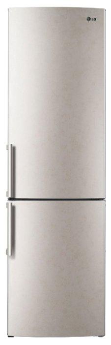 Холодильник LG GA-B489YED бежевый GA-B489YED