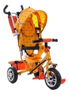 Трехколесный велосипед Azimut BC-15B Air