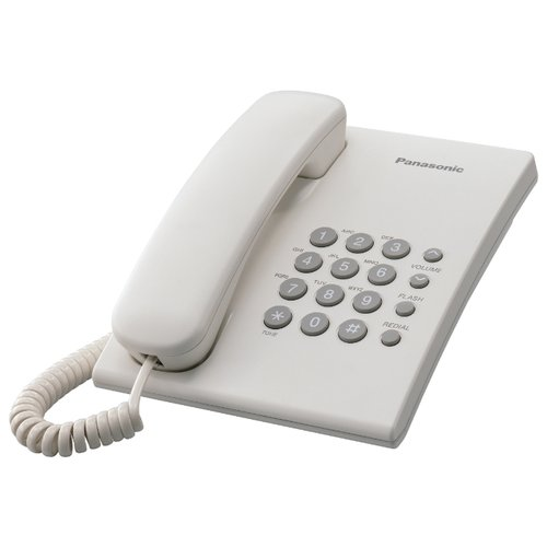 Купить Телефон Panasonic KX-TS2350 белый