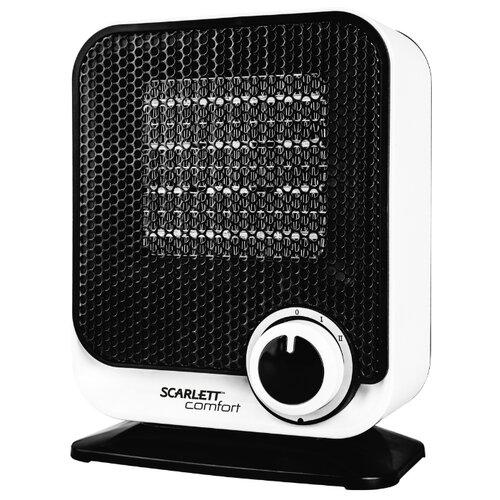 Тепловентилятор Scarlett SC-FH53K11 белый/черный
