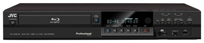 JVC Blu-ray/HDD-плеер JVC SR-HD2700
