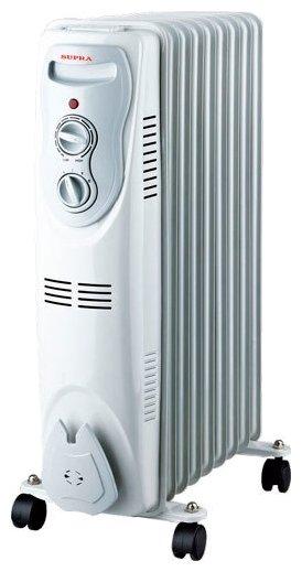 Масляный радиатор SUPRA ORS-09-4