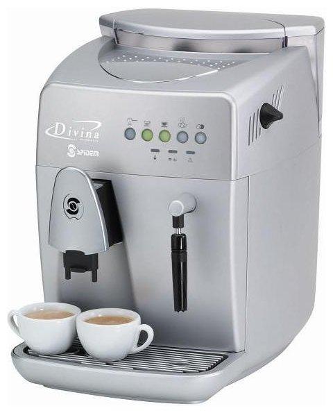Кофемашина Spidem Divina De Luxe
