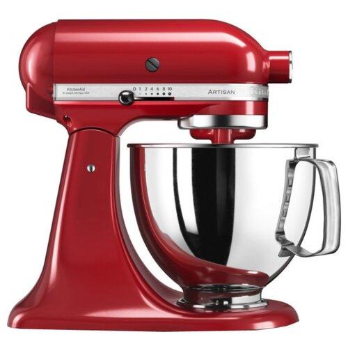 Миксер KitchenAid 5KSM125EER, красный