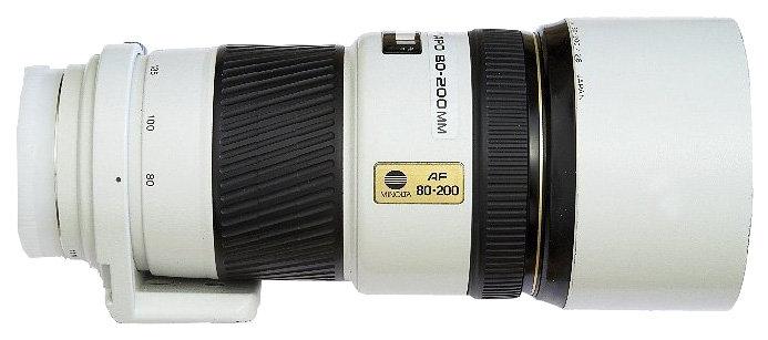 Sony Minolta AF ZOOM 80-200mm f/2.8 APO G