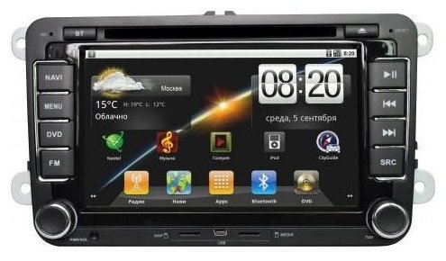 CarSys Android Skoda 7""