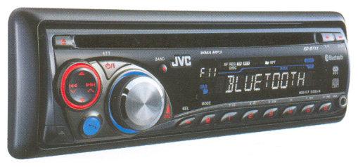 Автомагнитола JVC KD-BT11EE