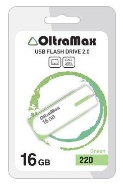 OltraMax Флешка OltraMax 220 16GB