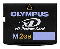 Карта памяти Olympus xD-Picture Card