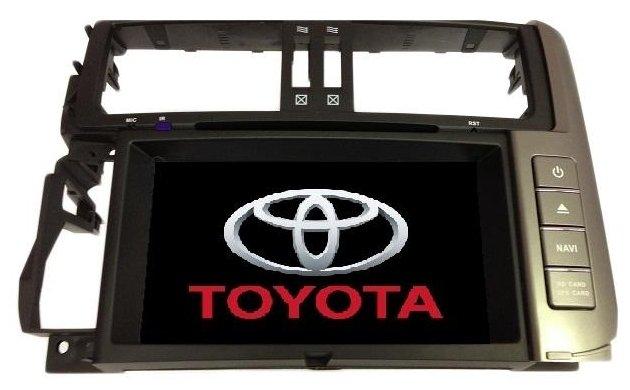 Best Electronics Toyota Land Cruiser Prado 150