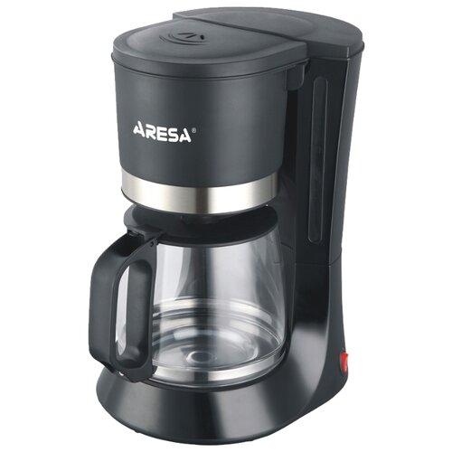 Кофеварка ARESA AR-1604 (CM-144) черный