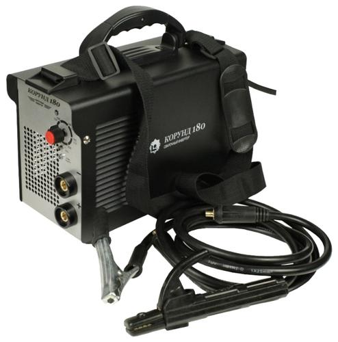 Сварочный аппарат инвертор корунд 180 генератор бензиновый инверторный кратон отзывы