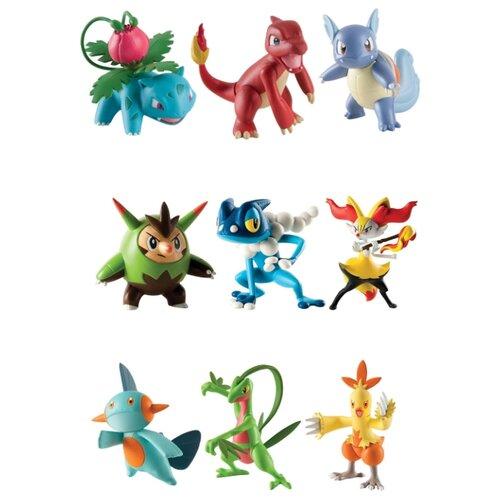 Купить Фигурки Tomy Pokemon T18524D2, Игровые наборы и фигурки