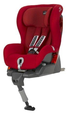 Автокресло группа 1 (9-18 кг) BRITAX ROMER SafeFix Plus