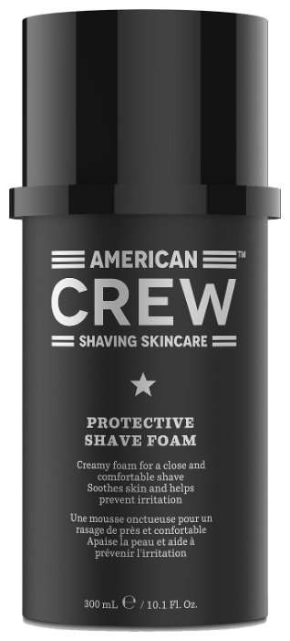 Protective Shave Foam American Crew