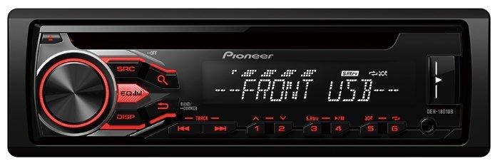 Автомагнитола Pioneer DEH-1801UB