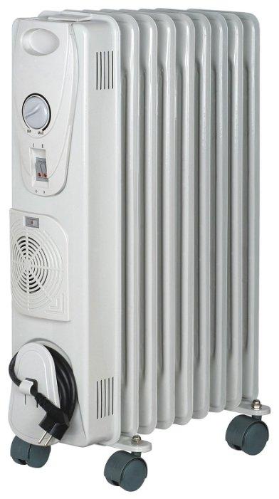 Масляный радиатор Heller HRO 2009 Turbo
