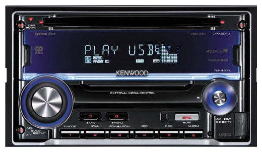 Автомагнитола KENWOOD DPX-501U