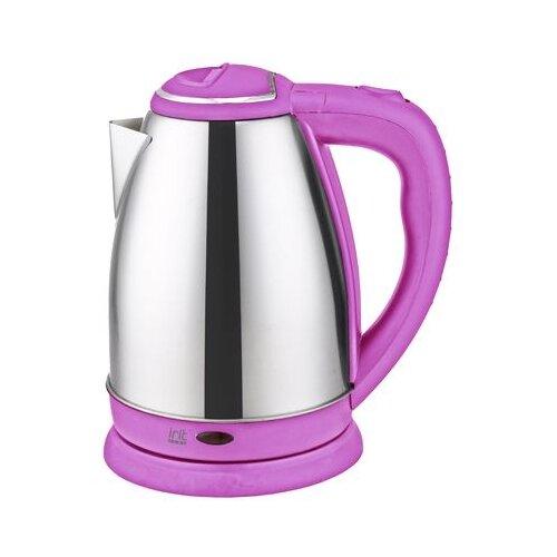 Фото - Чайник irit IR-1337, розовый чайник irit ir 1603 белый желтый